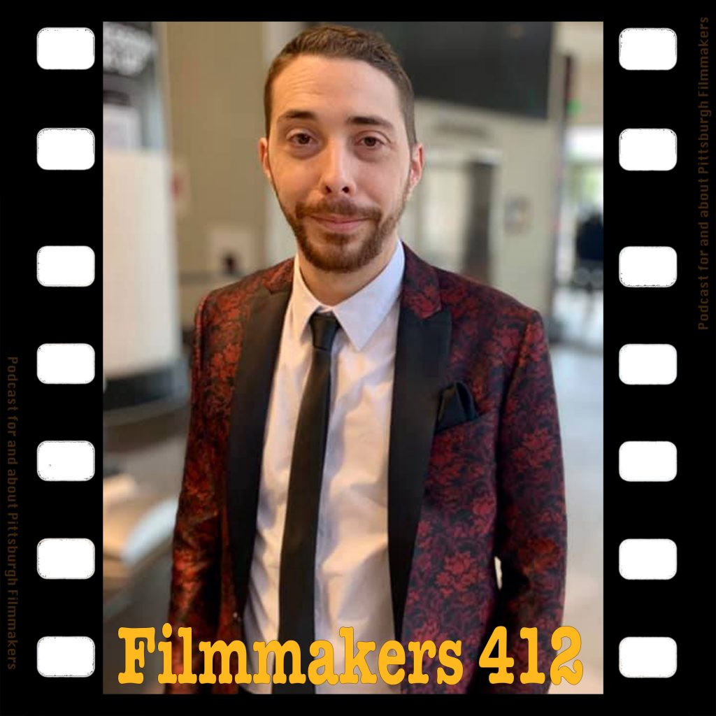 Jesse Hutchins, Pittsburgh Filmmaker